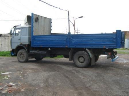 Аренда бортовой машины МАЗ-533603-220