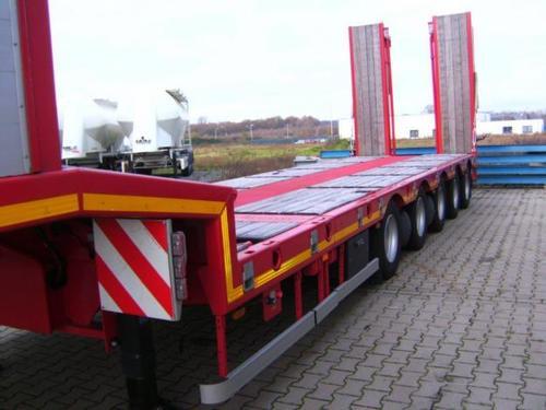 Аренда трала (20-25 тонн)