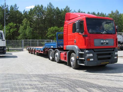 Услуги низкорамника (40 тонн)
