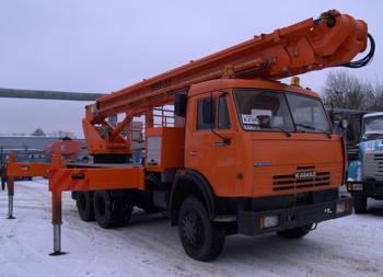 Аренда автовышки АПТ-32