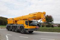 Liebherr LTM 1130 - 130 тонн