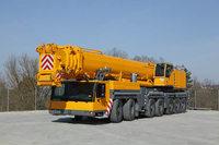 Liebherr LTM 1400 - 400 тонн