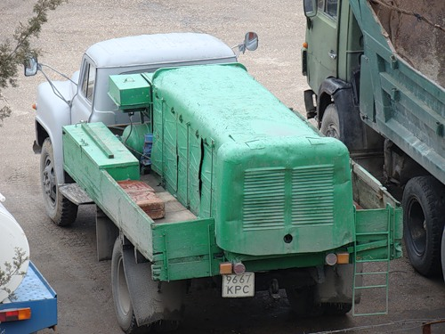 Компрессор ЗИФ-5,5