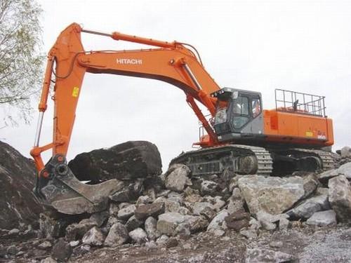 Экскаватор Hitachi ZAXIS 330LC