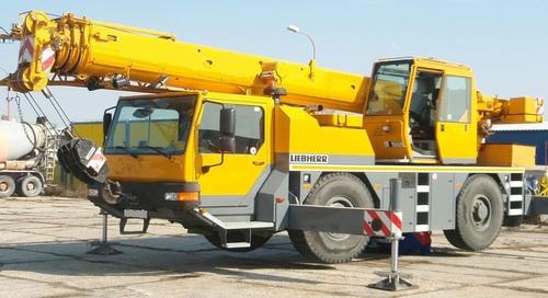 Аренда услуг автокрана 35 тонн в Балашихе