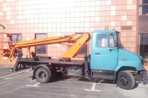 Аренда услуг автовышки 14 метров в Протвино