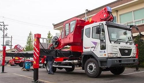 Аренда услуг автовышки 50 метров в Красногорске